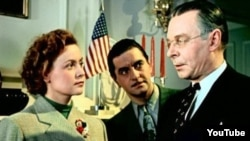 """Кадр из кинофильма """"Прощай, Америка!"""""""