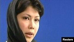 наттоқи афғон Шайма Ризоӣ, соли 2005