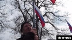 La Tiraspol la un protest împotriva sărăciei