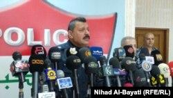 قائد شرطة كركوك اللواء جمال طاهر
