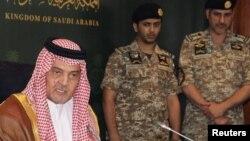 سعود الفیصل وزیر امور خارجه سعودی