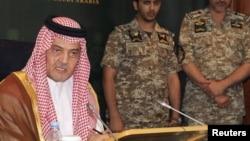 سعودالفيصل، وزير امور خارجه عربستان سعودی،