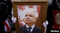 Presidenti i ndjerë i Polonisë, Lech Kaczynski.