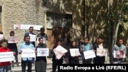 اعتراض فعالان مدنی در کابل بخاطر قتل ستایش قریشی توسط یک نوجوان ایرانی