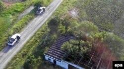 مزرعهای که جسد این ۷۲ مهاجر غیرقانونی در آن یافت شده است
