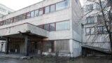 Ovo je napuštena vojna fabrika Burevisnjik u Kijevu. Fabrika je nekada proizvodila respiratore za ranjene u sovjetsko-avganistanskom ratu. Fabrika je u vlasništvu državnog vojnog konglomerata&nbsp;Ukroboronprom.<br /> &nbsp;