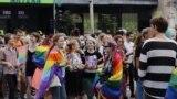 Основная цель акции - подчеркнуть необходимость соблюдения прав человека и реализовать право ЛГБТ-сообщества на мирные собрания, свободу слова и самовыражения. Подобная правозащитная демонстрация происходит в Украине в шестой раз.