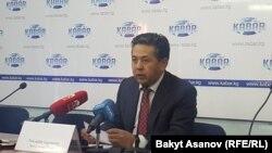 Тайырбек Сарпашев.