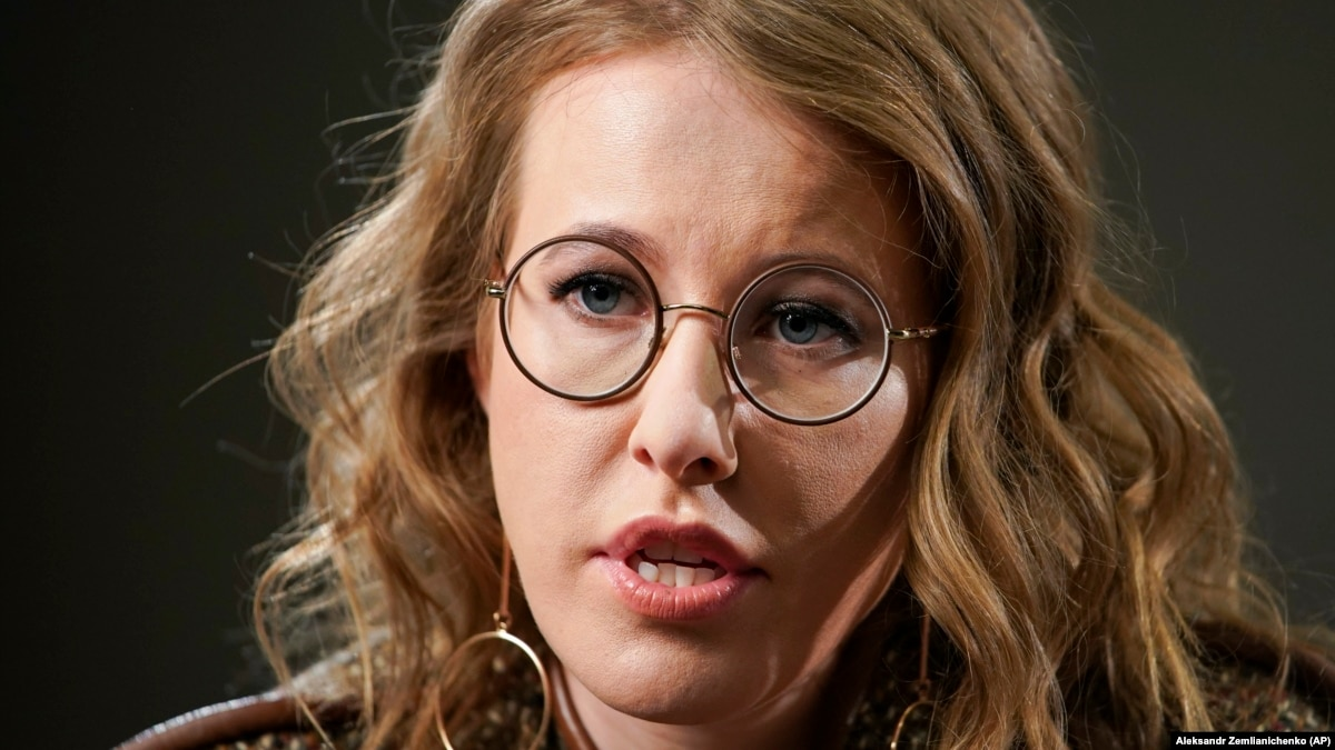 Ksenia Sobchak told the truth about the meeting with Yashin 12.07.2012