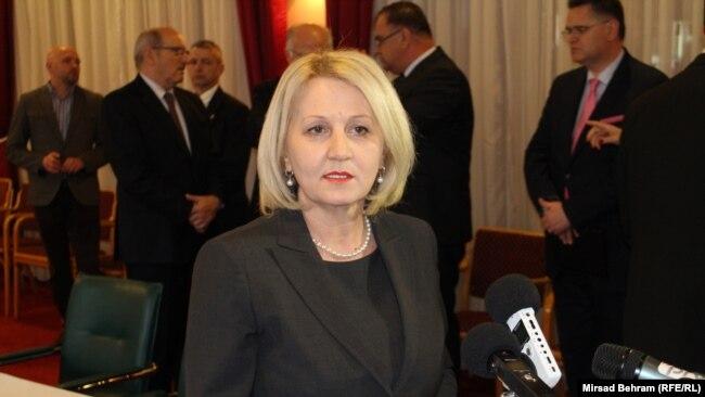 Kontroverzna veza sa nevladinom organizacijom u Livnu: Borjana Krišto
