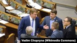 Народный депутат «Батькивщины» Владислав Бухарев