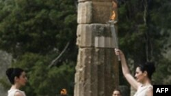 Актеры играют древнегреческих персонажей. (Иллюстративное фото.)