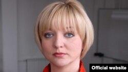 Потпретседателката на СДСМ, Ана Павловска Данева.