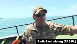Олег Личковський, керівник прес-служби регіонального управління Держприкордонслужби України