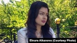 Эльнура Алканова.