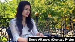 Элнура Алканова