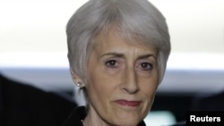 U.S. Undersecretary of State for Political Affairs Wendy Sherman (file photo)