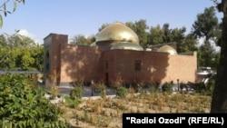 Комплекс мавзолея Мир Сайида Алии Хамадони в г. Кулябе