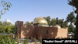 Оромгоҳи Мир Саид Алии Ҳамадонӣ дар Кӯлоб