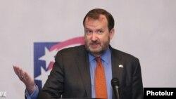 Посол США в Армении Ричард Миллз, Ереван, 5 сентября 2018 г.