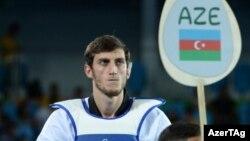 Таэквондодан Рио чемпионы атанған әзербайжандық спортшы Радик Исаев.