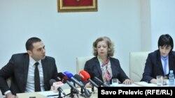 Konferencija za novinare u Osnovnom državnom tužilaštvu