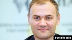 Юрий Колобов, министр финансов Украины при Януковиче
