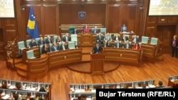 Kabineti i ri qeveritar i Kosovës