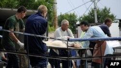 Кырсыктан өзгөчө Крымск районунун тургундары катуу жабыркашты, 8-июль, 2012
