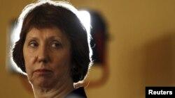 Shefja për politikë të jashtme e BE-së, Catherine Ashton