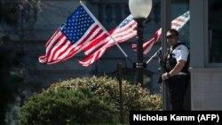 Білий дім: охорону резиденції президента США посилили під час інциденту в Капітолії, 28 березня 2016 року