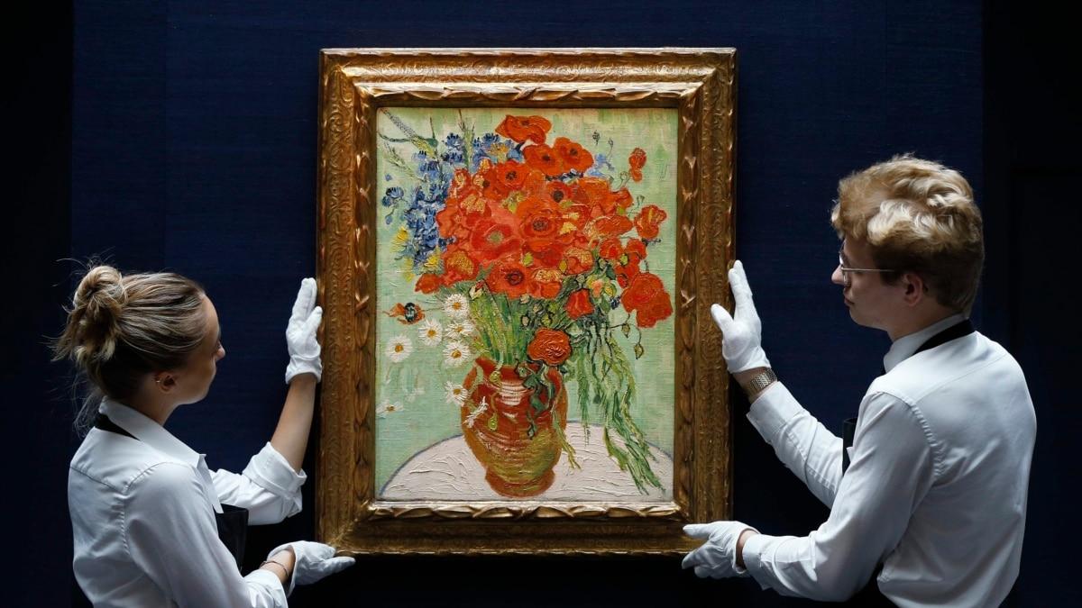 Vidhet piktura e Van Goghut në një muze që u mbyll për shkak të pandemisë