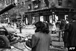 Будапешт, 5 листопада 1956 року