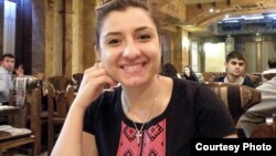 У рэстарацыі армянскай кухні