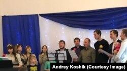 Baptističko bogosluženje u Rusiji