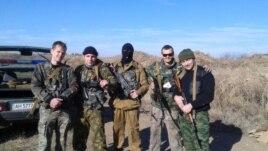 Ukraynada döyüşən könüllü sahibkar: