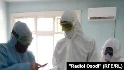 болница во Таџикистан