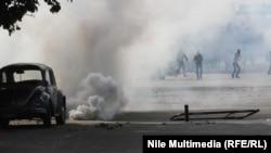 Во время референдума в Египте продолжались стокновения между исламистами и силами правопорядка