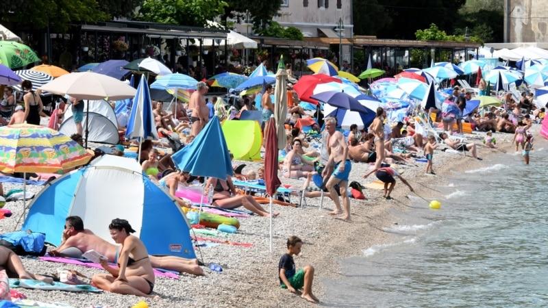 U Hrvatskoj turista iz BiH i Srbije preko 80 posto više nego lani