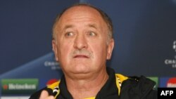 Luiz Felipe Scolari, who led Brazil to World Cup glory in 2002, is now coaching Uzbekistan's top team.