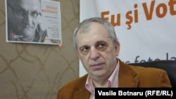 Moldova, siyasi analitik Petru Bogatu