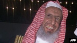 Верховный муфтий Саудовской Аравии Абдуль-Азиз ибн Абдуллах Аль аш-Шейх.