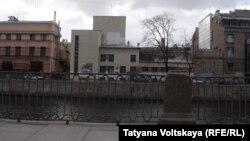 Санкт-Петербург. Блокадная подстанция