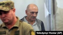 Володимир Цемах в київському суді, 5 вересня 2019 року