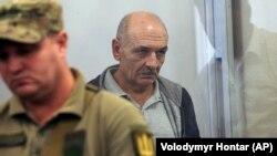 Владимир Цемах в киевском суде, 5 сентября 2019 г.