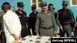 Khost Province police Chief Faizullah Ghairat