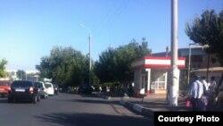 Маҳалли таркиш дар ноҳияи Чорсӯи Тошканд