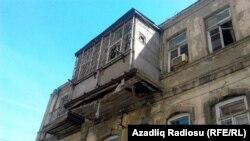 20-mənzilli bina 1880-ci ildə tikilib.
