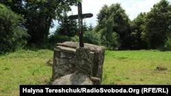 Залишки польського цвинтаря у Павлівці, Волинська область