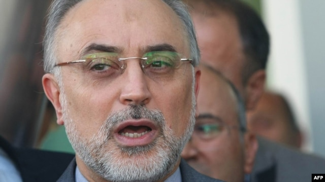 Iranian Foreign Minister Ali Akbar Salehi rejected allegations that Tehran was frustrating UN inspections.